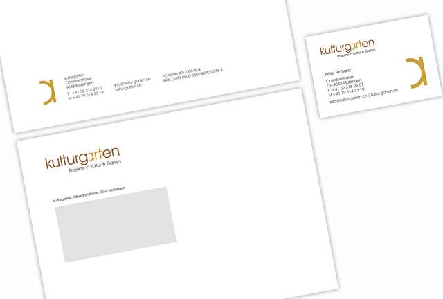 Briefschaften kulturgarten