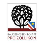 Kundenreferenz: TYPO3 Webseite für die Baugenossenschaft Pro Zollikon