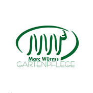 Kundenreferenz: Werbebanner für Würms Gartenpflege