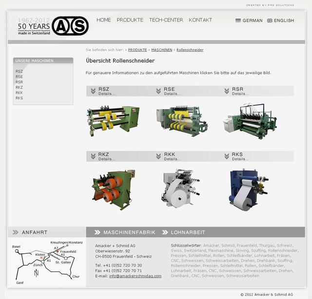Amacker + Schmid AG