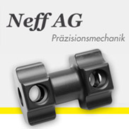 Kundenreferenz: CMS Redesign für CNC Neff AG, Präzisionsmechanik