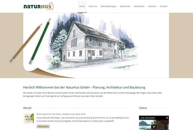 Naturhus GmbH - Startseite