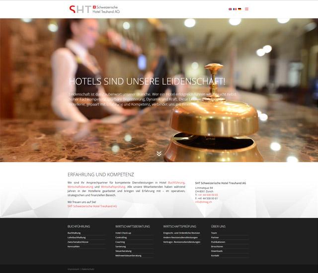 SHT Schweizerische Hotel Treuhand AG