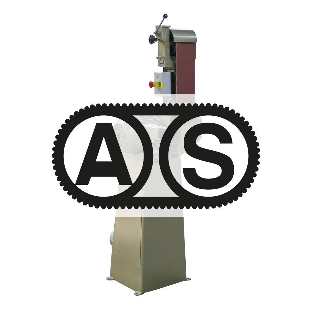 Kundenreferenz: Bandschleifmaschinen Online-Shop für Amacker + Schmid AG
